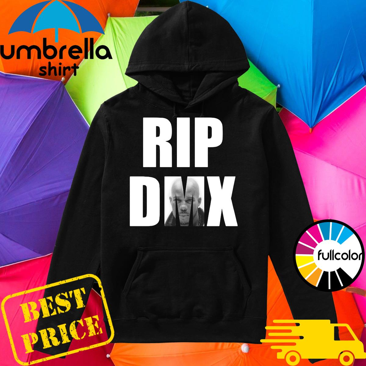 Official RIP DMX Shirt, Rest In Peace DMX, Hip Hop Shirt, Rap Shirt Hoodie