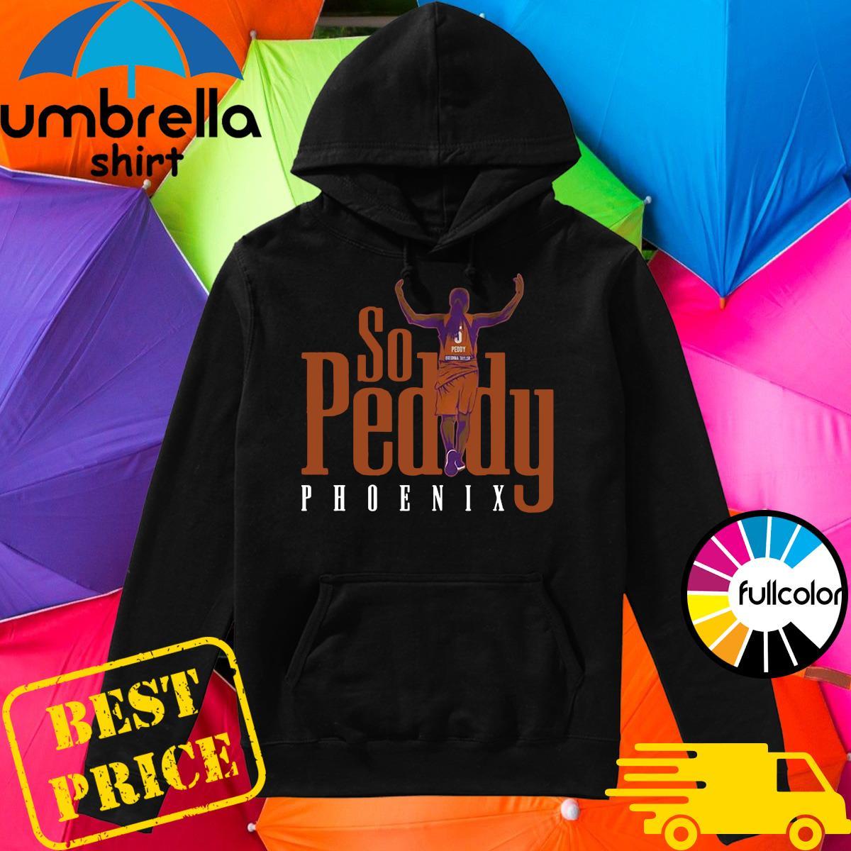 Official So Peddy Phoenix Shirt Hoodie