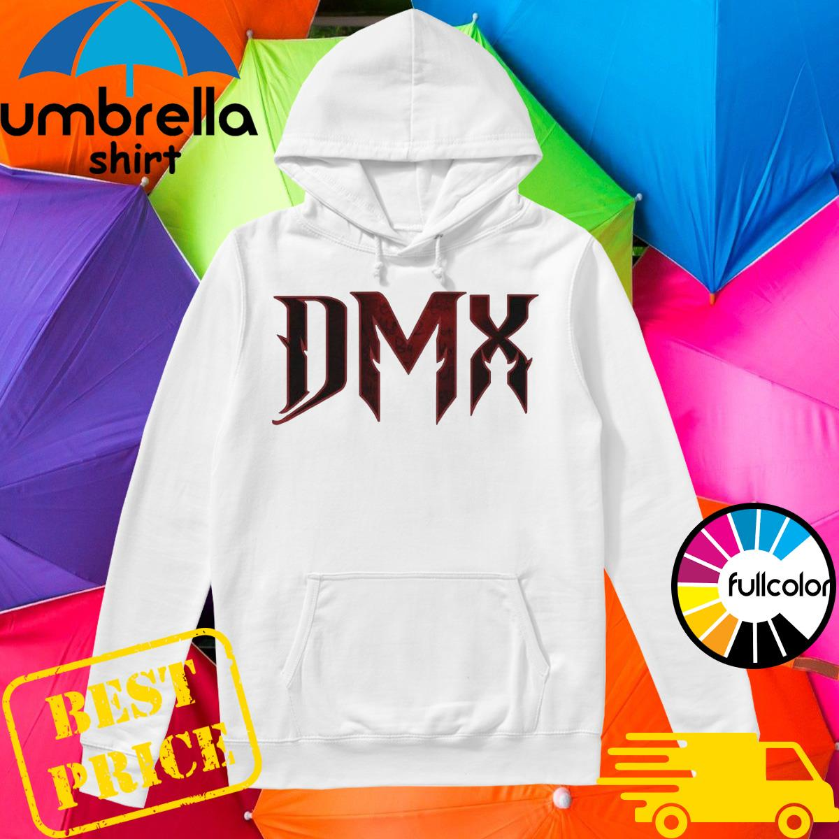 Official The legend DMX Rip Hoodie
