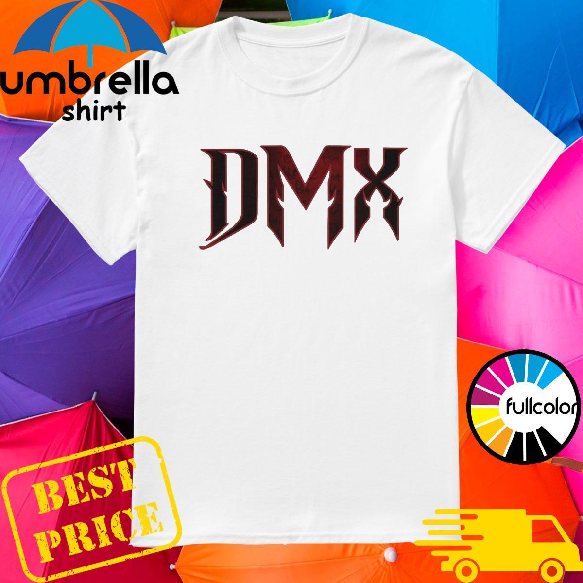 Official The legend DMX Rip shirt