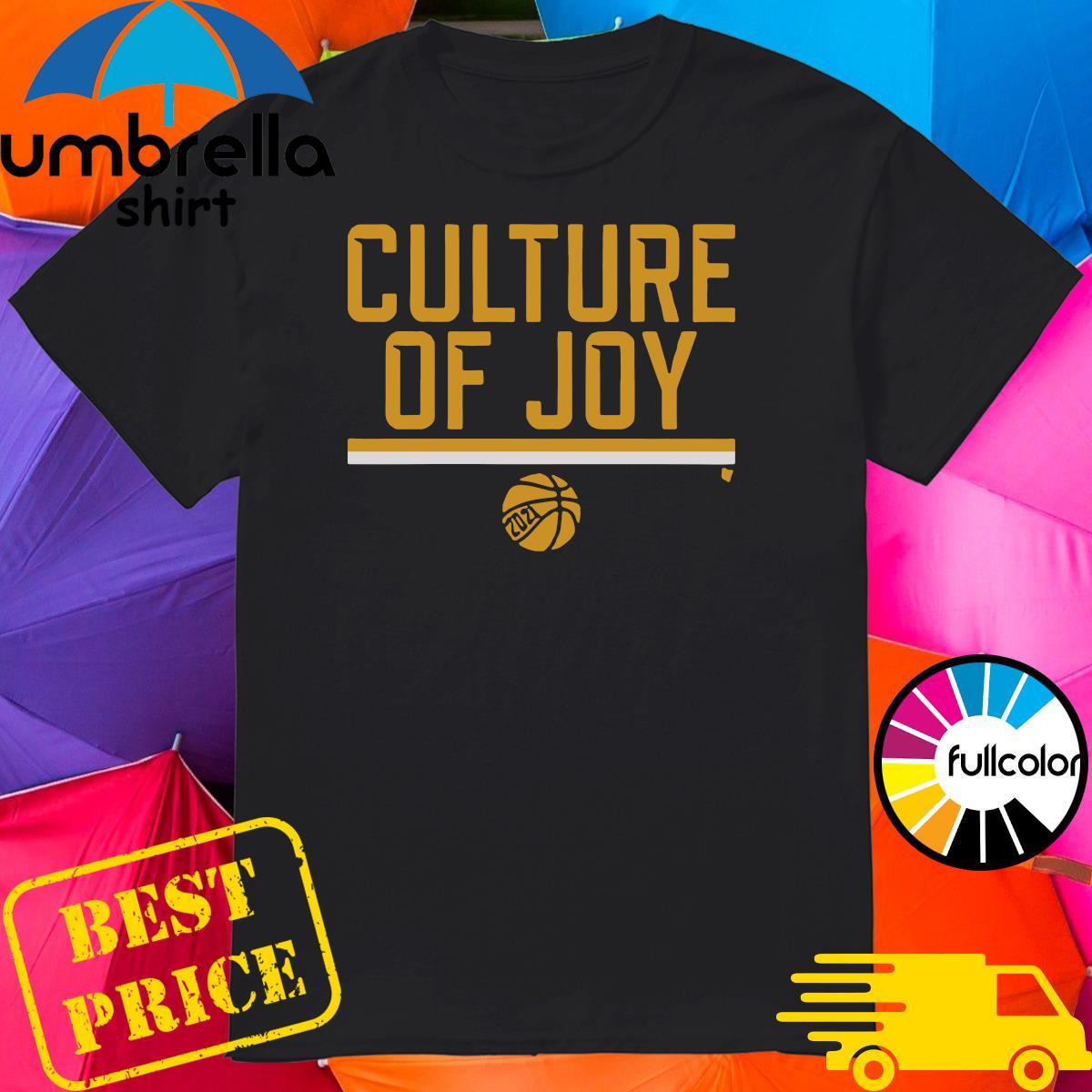 Official Waco, Tx Basketball Culture Of Joy Shirt
